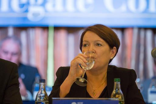 Garda Commissioner Nóirín O'Sullivan. Photo: Keith Heneghan