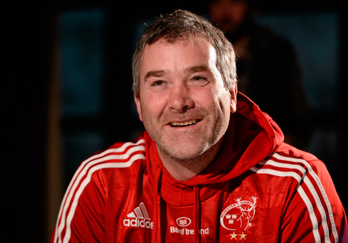 Anthony Foley will be remembered today