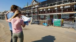 The Central Bank has tried to help first-time buyers by removing some of the hurdles to home ownership (Stock picture)