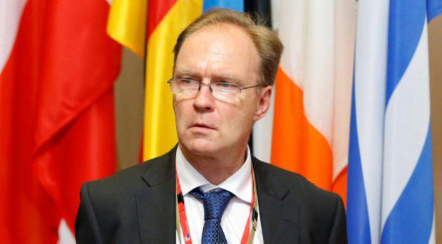 Ivan Rogers, who has resigned as the United Kingdom's ambassador to the European Union. Photo: Francois Lenoir/Reuters