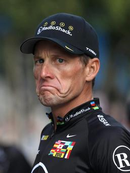 Lance Armstrong justified his denials of doping because he felt his story raised hope in cancer victims, convincing himself that what he was doing was not that wrong at the time