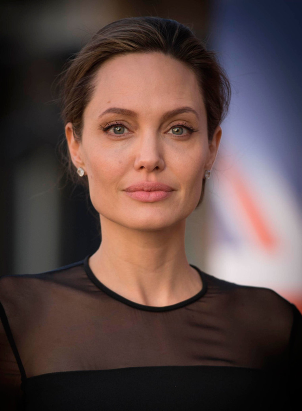 Angelina Jolie: Actors' silence was part of the problem Picture: PA