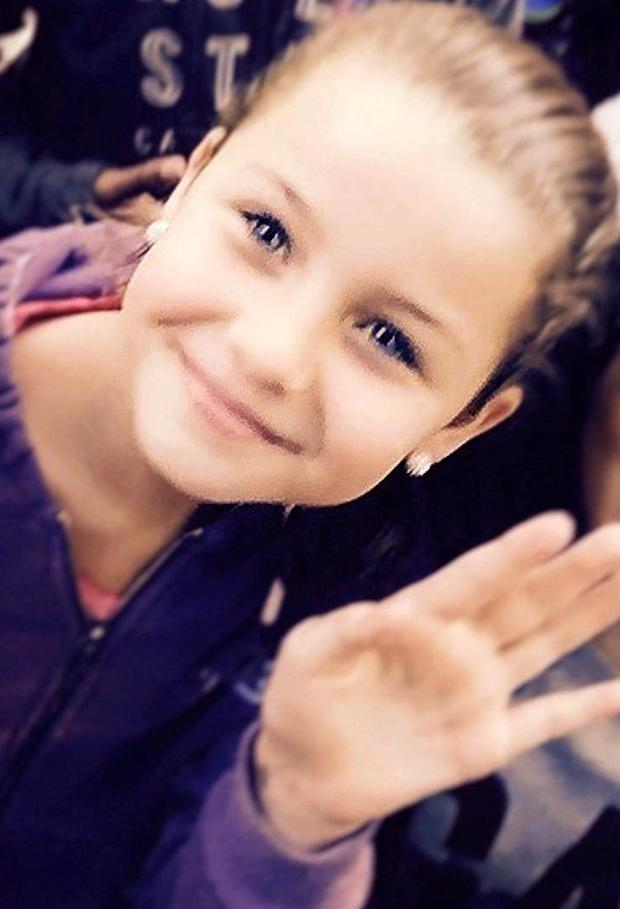 Milly Tuomey, who died by suicide at the age of 11