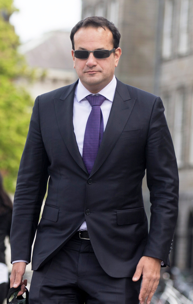 Bring it on: Does Taoiseach Leo Varadkar have ballot-box gold? Photo: Mark Condren