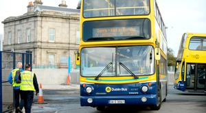 Dublin Bus, the company wanted to show its support for one of the biggest annual celebrations in the capital by showing that Pride is not just the preserve of those celebrating on the day.