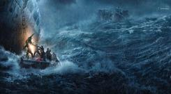GREAT RESCUE: A scene from 'The Finest Hours', the true story of a US Coastguard rescue