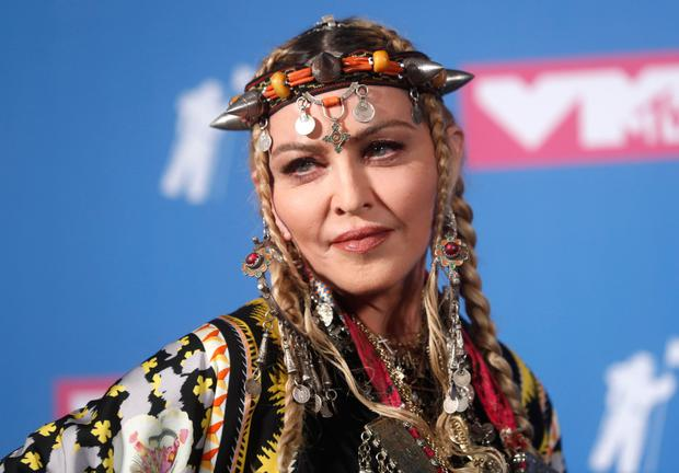 Express Yourself: Madonna was withering in her response to trolls who had attacked her appearance on New Year's Eve