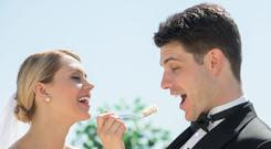 Bliss: But marriage isn't just about yellow carnations