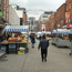 Living history: Stalls on Dublin's Moore Street. Photo: Damien Eagers