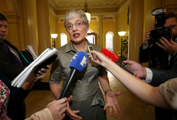Children's Minister Katherine Zappone. Photo: Frank McGrath
