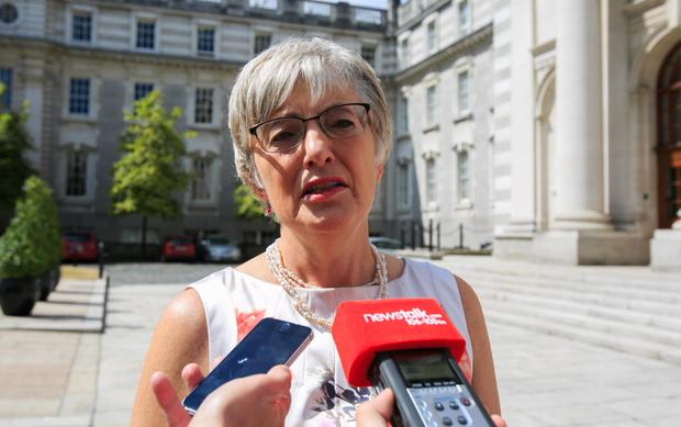 What parents want: Minister for Children and Youth Affairs Katherine Zappone