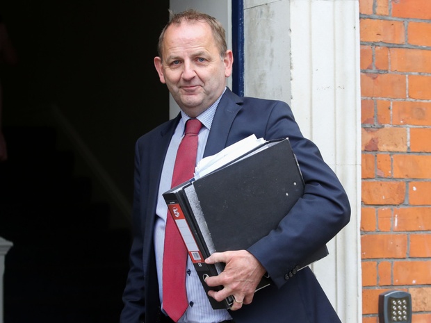 Shining a light: Sergeant Maurice McCabe's case showed how outdated the Garda management structure had become. Photo: collins photo agency