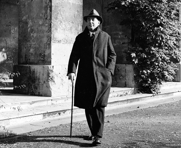 C S Lewis, who wrote that his mother's death robbed him of all old securities. Photo: Getty Images