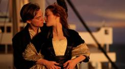 De Caprio and Kate Winslet