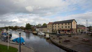 Clondra, Co Longford, where the Royal Canal meets the Shannon. No corner of your county is without a story worth knowing. Photo: Mark Condren