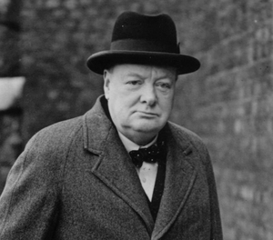 'As Churchill recognised, war is nothing but a catalogue of blunders.' Photo: David Savill/Getty