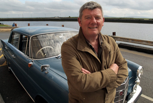 Spreading the word: RTÉ's John Creedon is often at pains – with good justification – to remind us about Ireland's wealth of natural beauty