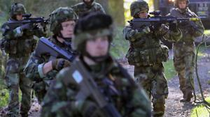 City of the Tribes: One senator has called on the Army to be sent on to the streets of Galway to help gardaí keep order