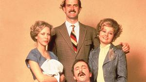 Inevitable backlash: The BBC pulled an episode of sitcom Fawlty Towers