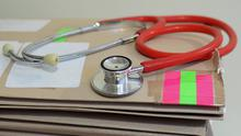 This week, some GPs and practice nurses are being taken out of practices, on request from the HSE, to establish 40 community hubs (stock photo)