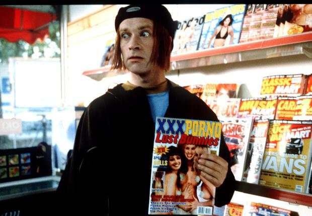 The much maligned Kevin the Teenager, played by Harry Enfield