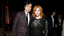 Geoffrey Arend and Christina Hendricks have said they will both continue to care for their pet dog, post divorce