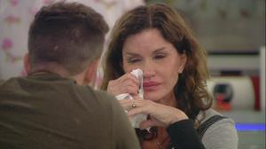 Heroic: The world's first supermodel Janice Dickinson is a contestant on Celebrity Big Brother this year