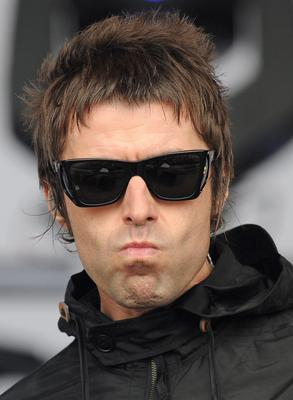 Liam Gallagher's hairdo was much copied