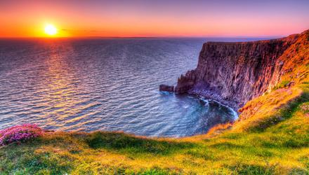 Cliffs of Moher: Beautiful Clare is like Disneyland to the Linnane family