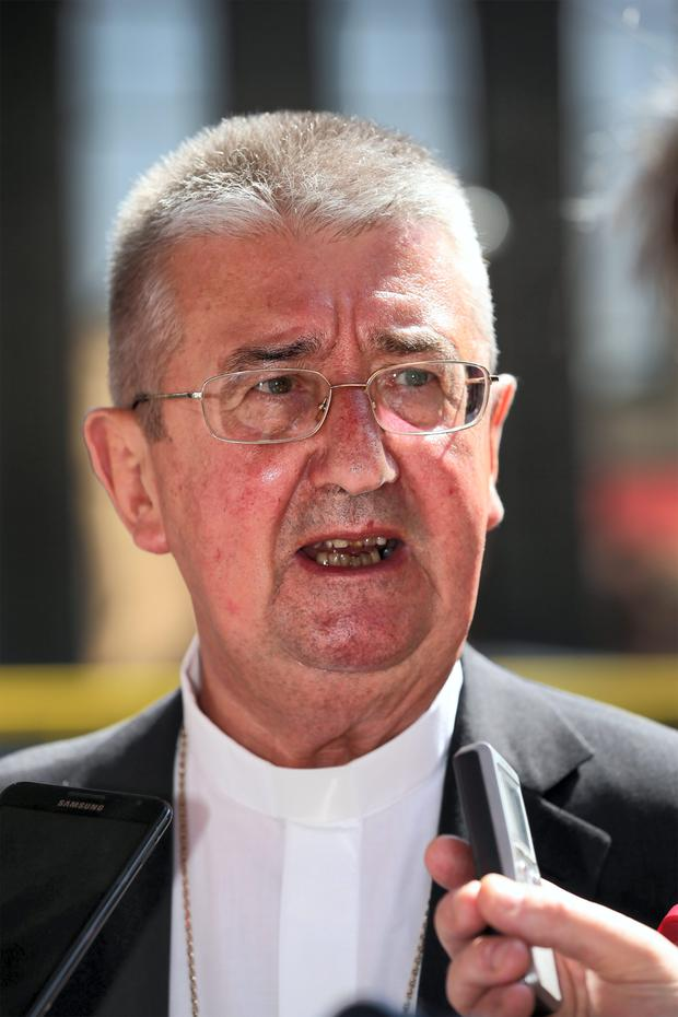 Archbishop Diarmuid Martin said the Catholic Church needed a reality check after the gay marriage referendum result