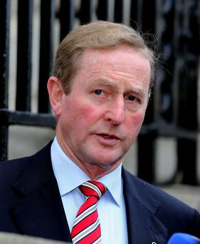 Enda Kenny: is the Taoiseach underestimating the dangers of a Trump presidency?