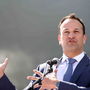 CIRCUS: Leo Varadkar has called for a Republic Day to commemorate the ending of British rule. Photo: Sam Boal