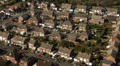 Some 66,000 homeowners are in long-term mortgage arrears. Stock photo