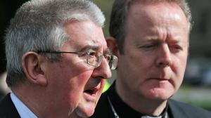 Archbishops Diarmuid and Eamon Martin