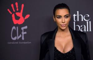 Bright future: Kim wrote a touching and thoughtful letter to her future well-tanned self.