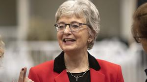 Katherine Zappone. Picture by Colin Keegan
