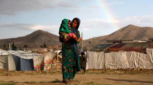The pandemic is undoing decades. Photo: Omar Sobhani/File/Reuters