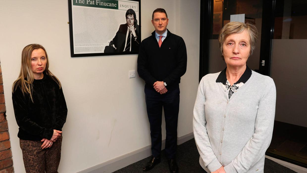 We know the real reason for rejecting Finucane inquiry
