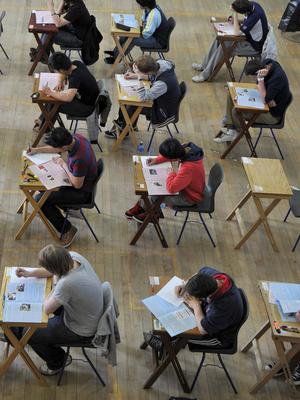 'The Dept of Education should consider moving maths to the end of the Leaving Cert exam period'