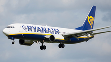 """The low-cost carrier is currently cancelling about 50 flights a day because of what it described as a """"significant management failure in our rostering department"""". Photo: Collins"""