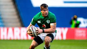 CJ Stander played his last game for Ireland on Saturday. Photo: Sportsfile