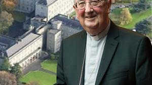 Former Archbishop of Dublin Diarmuid Martin and the lands at Clonliffe College, Drumcondra