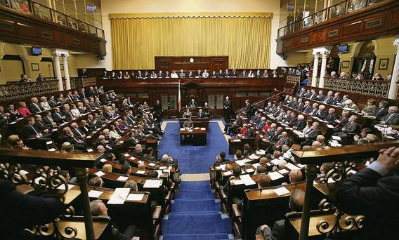 The Houses of the Oireachtas Service is looking for a company to operate the broadcasting service, with the contract expected to initially be for three years with an option to extend for another two years