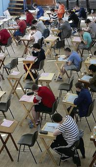 'Examinations manufacture failure in order to highlight success'
