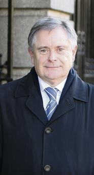 Brendan Howlin: making same mistakes as the last government