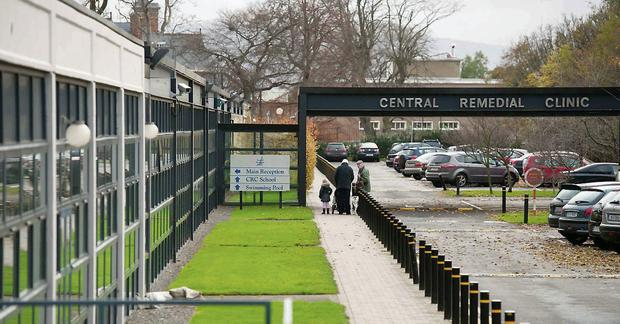 The Central Remedial Clinic. Picture El Keegan