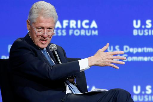 Bill Clinton now a confirmed vegan