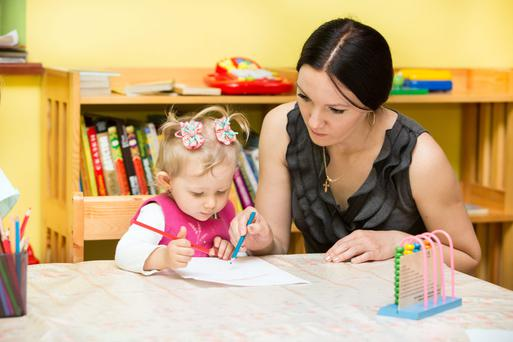 Irish Government spending on childcare is among the lowest in the OECD, at just 0.4pc of GDP