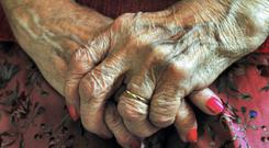 Pensioners had not seen any increase in their pension since 2009. Photo: PA