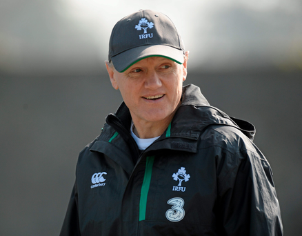 Union open talks over new deal for in-demand Ireland coach Joe Schmidt